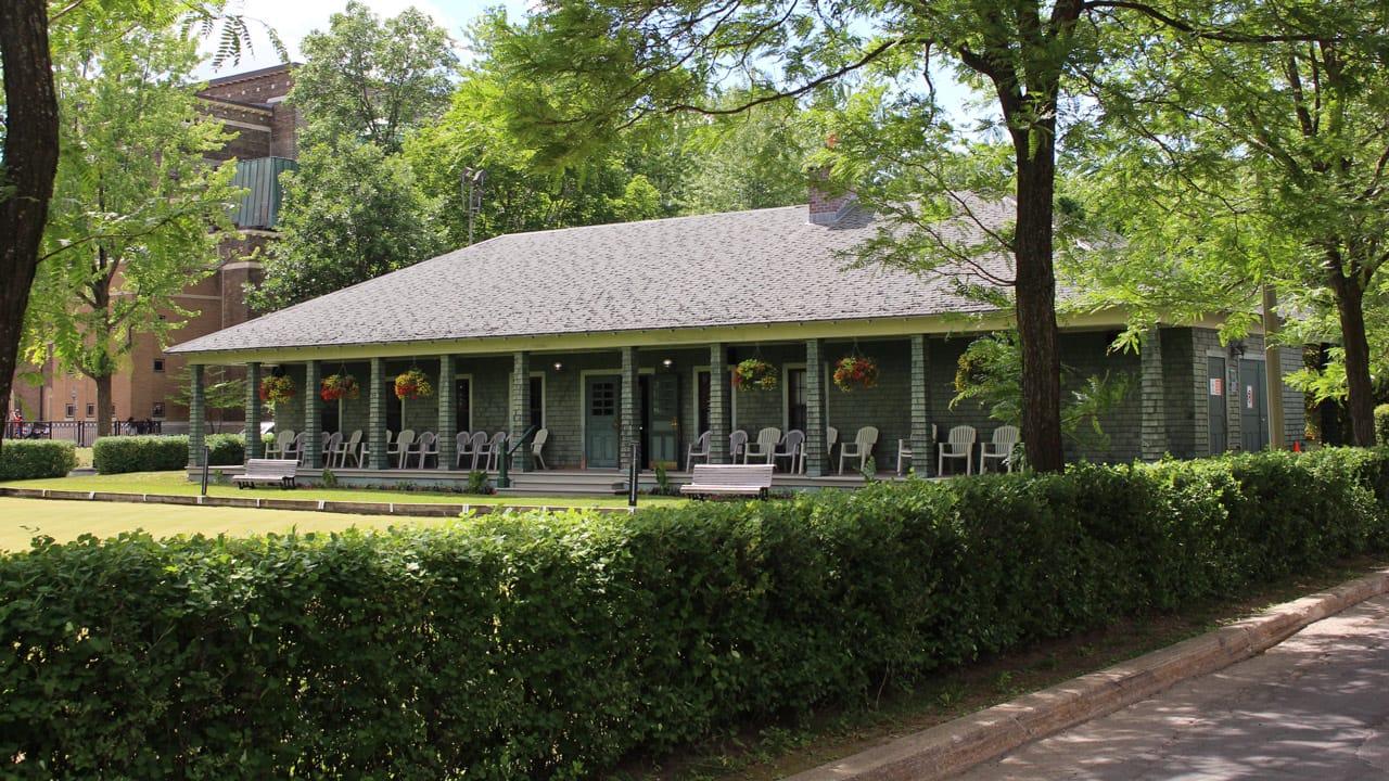Westmount Lawn Bowling Club House